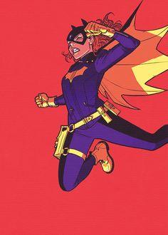 Batgirl by Cameron Stewart. Batwoman, Nightwing, Batman And Batgirl, I Am Batman, Gotham Batman, Batman Art, Batman Robin, Barbara Gordon, Harley Quinn