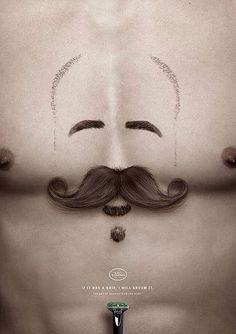 This is Chest Hair. Design By Fernando Mattei