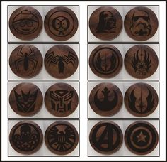 Handmade Organic Wooden Ear Plugs  Custom Made w/ by ULEKstore, $25.00