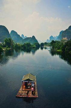 Yangshuo County, China