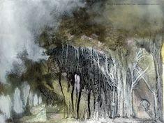 Under the Branches by puimun.deviantart.com on @deviantART