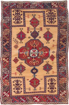 Antique Anatolian rug, 5' 6'' x 8' 7'' I Historic Oriental Rugs Collection Size: 5' 6'' x 8' 7'' Ancient Scripts, Persian Pattern, Floor Art, Contemporary Rugs, Tribal Rug, Hand Weaving, Bohemian Rug, Antiques, Collection
