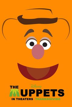 Muppets Fozzy poster