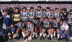 Grêmio campeão da Copa do Brasil de 1989