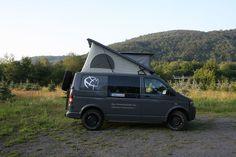 TERRA Specials - Terracamper - Die Bus-Manufaktur Volkswagen Bus, T5 Camper, Day Van, Camping, Vehicles, Car, Ideas, Viajes, Campsite