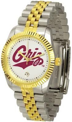 Montana Grizzlies- University Of Executive - Men's - Men's College Watches by Sports Memorabilia. $143.45.