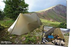 tarptents and stuff Wilderness Survival, Camping Survival, Survival Prepping, Survival Gear, Camping Gear, Backpacking, Ultralight Tent, Bushcraft Gear, Lost In The Woods