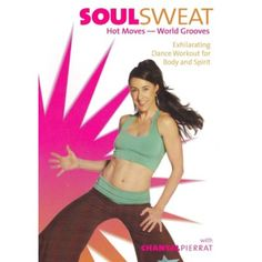 I'm learning all about Pierrat C-Soul Sweat-Hot Moves-World Grooves at @Influenster!