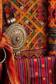 fabrics of bhutan