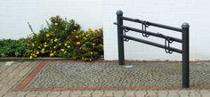 Bayern, public design,  Fahrradständer, Fahrradanlehner, bicycle stands, Stadtmobiliar, street furniture