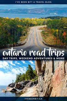 The open road is calling your name! Check out these incredible Ontario road trips so you can explore more of what the province has to offer. Places To Travel, Travel Destinations, Places To Go, Travel Tips, Travel Goals, Travel Ideas, Road Trip Essentials, Road Trip Hacks, Quebec