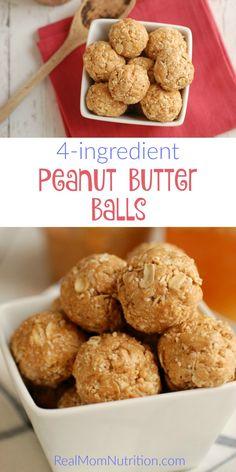 Peanut Butter Balls from Carol