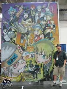 This is amazing! Soul Eater and I love it!
