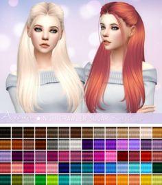 Aveira Sims 4: Nightcrawler Sugar – Retexture • Sims 4 Downloads
