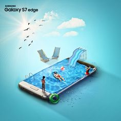 Samsung Campaign on Behance
