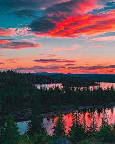 Look the sky reflection in the water. The sky is looking extremely beautiful. Pretty Sky, Beautiful Sky, Beautiful Landscapes, Beautiful Scenery, Aesthetic Backgrounds, Aesthetic Wallpapers, Images Cools, Images Esthétiques, Landscape Photography