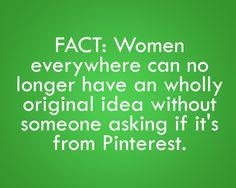 Pinterest Truth ♥