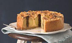 rezept-Bratapfelkuchen mit Rumpflaumen