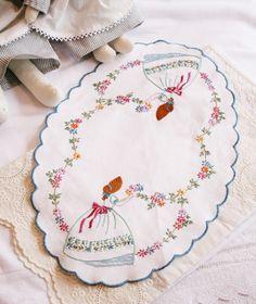crinoline lady embroidery