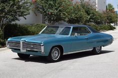 1968 Pontiac Grand Prix Maintenance/restoration of old/vintage vehicles: the material for new cogs/casters/gears/pads could be cast polyamide which I (Cast polyamide) can produce. My contact: tatjana.alic14@gmail.com