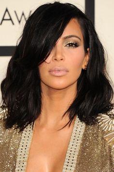 Kim Kardashian Shoulder Length Haircut Messy Bob Human Hair Lace Wigs - See more at: http://www.premierlacewigs.com/kim-kardashian-shoulder-length-messy-bob-human-hair-lace-wigs.html
