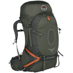 Osprey Atmos AG 65 Trekkingrucksack graphite grey. Testsieger: OutDoor Industry Gold Award 2014, Backpacker Editors' Choice 2015.