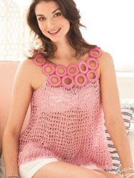 Tunisian crochet pattern by Drew Emborsky!