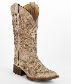 """Corral Chico Cowboy Boot"" www.buckle.com"