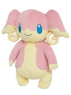 Sanei PP42 Pokemon All Star Collection Totodile 6 Stuffed Plush