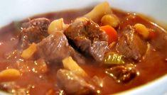 Bajan Lamb Stew