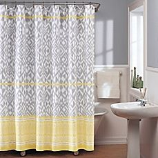 Fabric shower curtains walmart pics bathroom spectacular grey shower for bathroom ideas Shower Curtains Walmart, Ruffle Shower Curtains, Modern Shower Curtains, Diy Bathroom Decor, Modern Bathroom, Bathroom Ideas, Bath Ideas, Silver Bathroom, Bath Decor