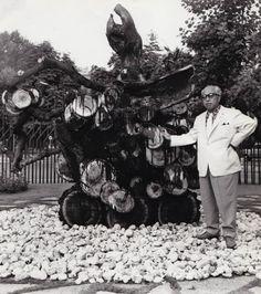 """1960-1962 IL GIAPPONE A TORINO: Omaggio a Sofu Teshigahara e la mostra """"Strutture e stile"""" alla GAM (da 23 Settembre 2017 a 21 Gennaio 2018) #exhibition #gamtorino #turin #torino"""