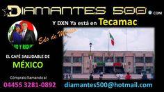 DXN Tecamac - Diamantes 500