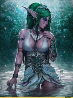 Post with 1338 votes and 63191 views. Tagged with art, world of warcraft, fantasy, warcraft, tyrande; Shared by Eizerous. World of Warcraft Tyrande Whisperwind Fantasy Girl, Chica Fantasy, Fantasy Women, Fantasy Rpg, Fantasy Images, Dark Fantasy, World Of Warcraft, Art Warcraft, Character Concept
