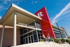 Visitor Center, Busch Campus. Your gateway to Rutgers and an official New Jersey Visitor Information Center. The center is the starting point for tours of the Rutgers–New Brunswick Campus and a place to interact with exhibits that illustrate the university's unique history and the many contributions Rutgers faculty, students and alumni have made to New Jersey, the United States, and the world. Open M-F, 8:30am - 5pm.