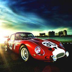The very first 250 GTO ever made 1961 #Ferrari 250 GTO…  #2017 #supercar