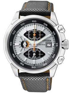 Happy Earth Day! Did you know... that most Eco-Drive type watches are equipped with a special titanium lithium ion secondary battery that is charged by an amorphous silicon solar cell located behind the dial.  http://mywat.ch/e