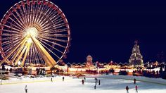 How much do I love this town?  I can't tell.      Winter Wonderland in Hyde Park - visitlondon.com