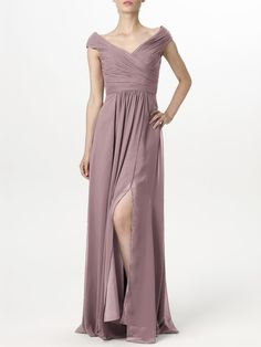 650 designer bridesmaid dresses on a budget, all come in 60 colors, plus/junior sizes available. We also offer custom size, of which we require 10 detailed measurements to guarantee a perfect fit for all shapes and sizes. Dusty Pink Bridesmaid Dresses, Designer Bridesmaid Dresses, Dress Suits, I Dress, How Many Weeks Pregnant, High Low Skirt, Floor Length Dresses, Designer Gowns, Perfect Fit