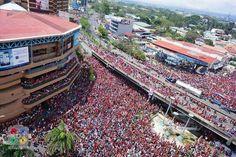 Costa Rica. Mundial 2014 ⚽