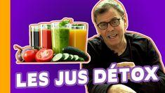 Les Jus Détox et Jus de Légumes - Les conseils du Dr Jean-Michel Cohen - YouTube Jean Michel, Anti Cellulite, Youtube, Healthy Recipes, Tips, Food, Kitchens, Youtubers, Youtube Movies