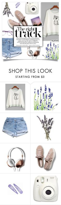 """Spring is that you? :D"" by magi-418 ❤ liked on Polyvore featuring French Kiss, Warehouse, Abercrombie & Fitch, Keds and Fujifilm"
