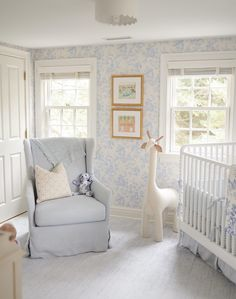 baby boy nursery room ideas 505458758182397543 - Sweet and traditional baby boy blue and white nursery Source by