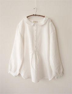 LINNET Linen blouse