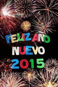 feliz ano nuevo 2015 | FELIZ ANO NUEVO 2015. | Stock Photo #1566-1291746