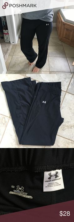 Under Armour Cold Gear Pants Like new condition Under Armour Cold Gear pants. Under Armour Pants Track Pants & Joggers