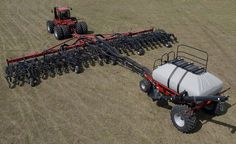 Precision Hoe Air Drill | Seeding Equipment | Case IH