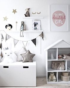 Scandinavian kids room via is to me kids room design, bedroom, scandinavian kids rooms