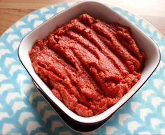 Tomaten Mandel Mett (Brotaufstrich), vegan/vegetarisch von Leckerfritzig auf www.rezeptwelt.de, der Thermomix ® Community