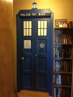 majestic dr who tardis door decal. Tardis Door Instructions Image result for build a tardis dimensions  Pinterest